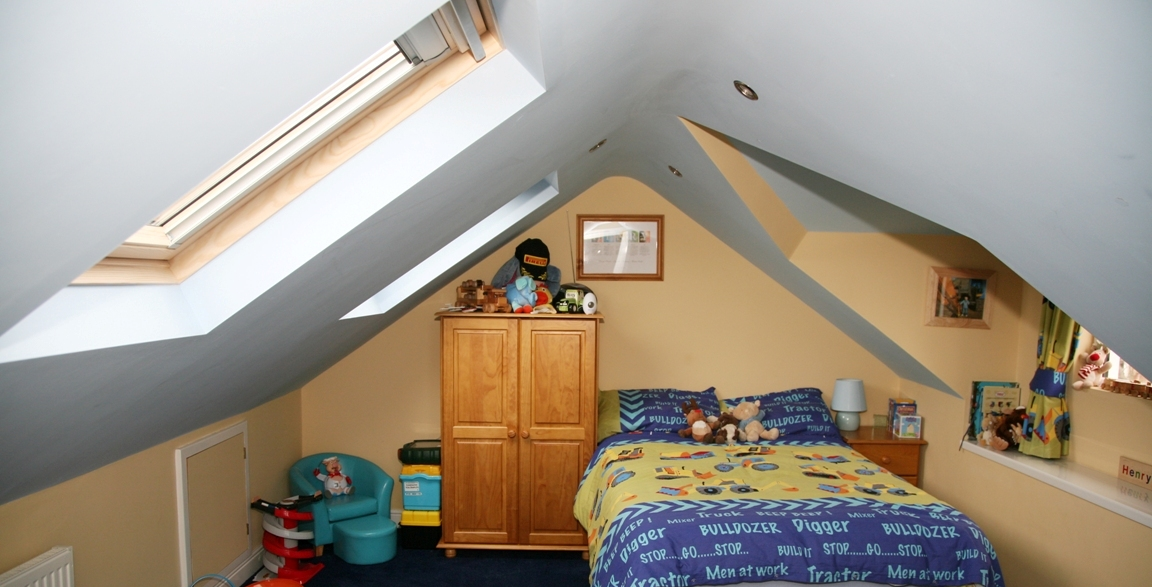Quality loft conversions in Newbury