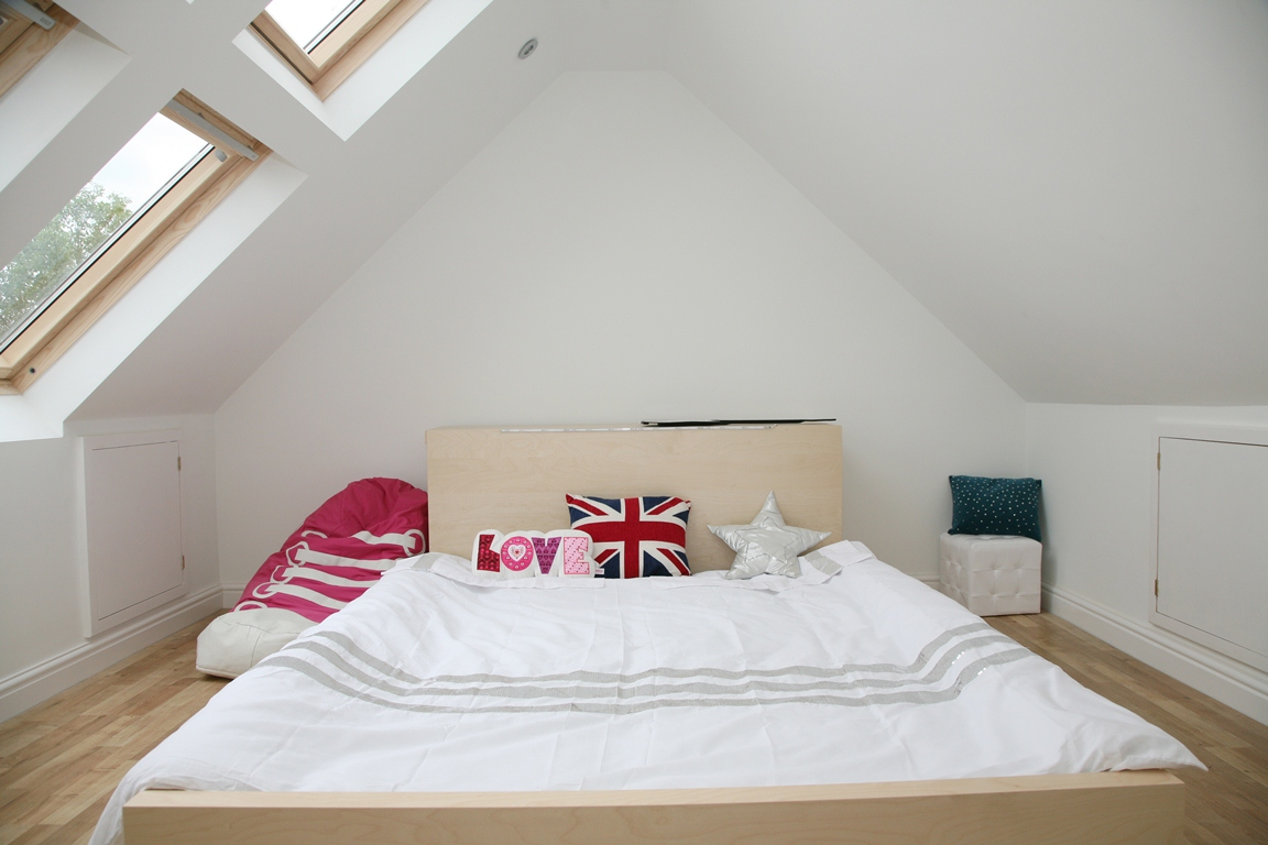 Loft Conversion in Kingston