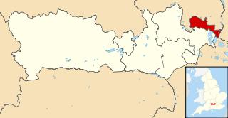 Slough Map