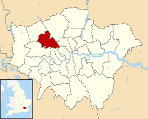 Brent Map