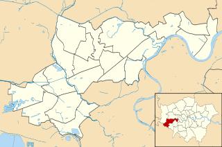 Hounslow Map