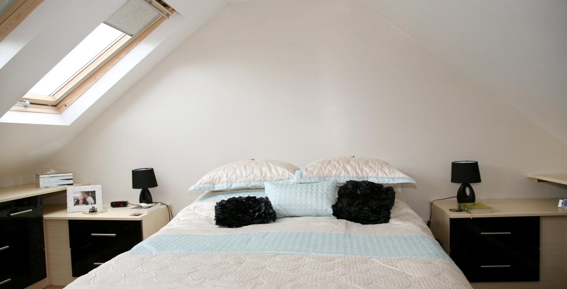 Hip End Dormer Loft Conversion Access Lofts