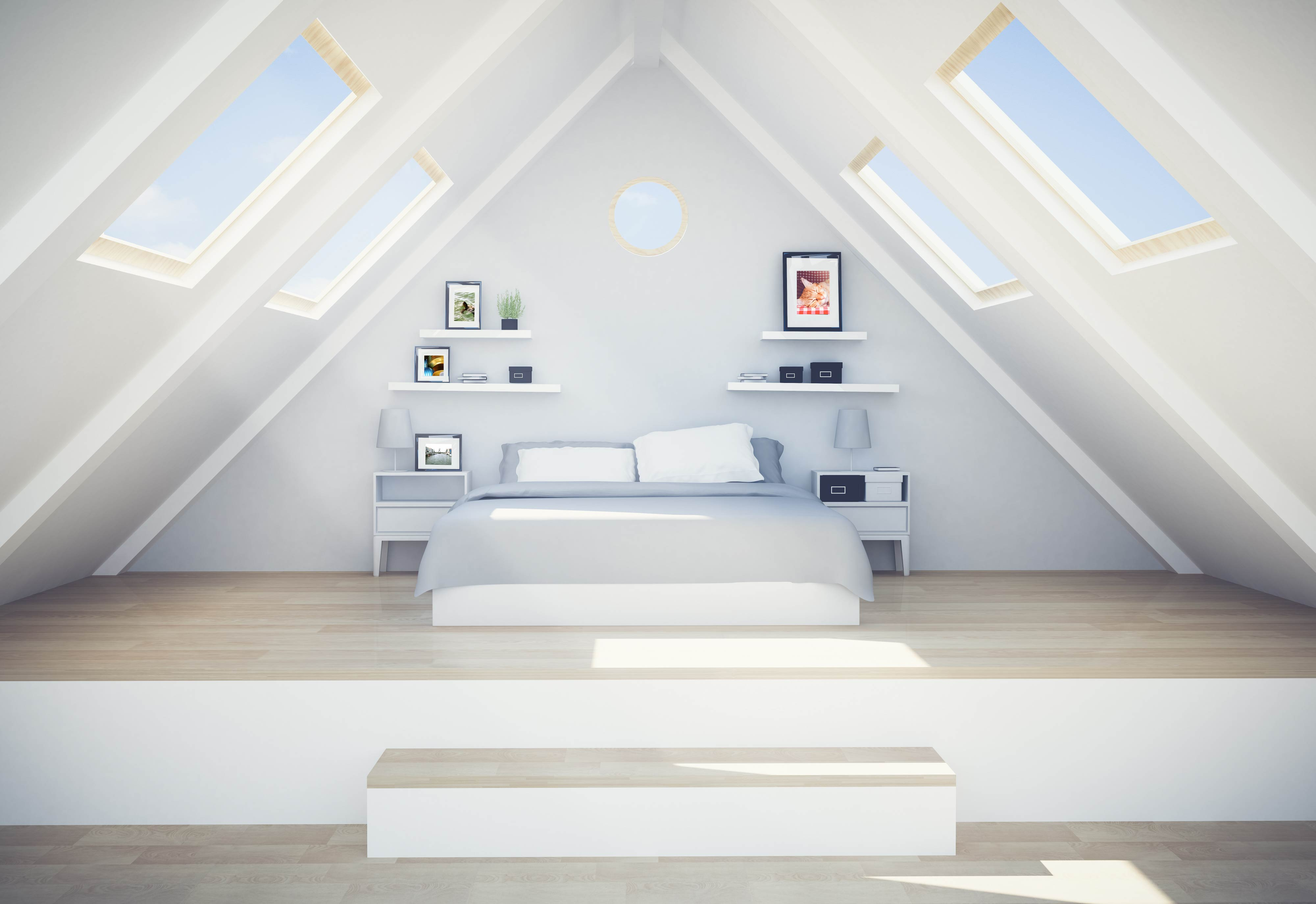Loft Conversions North London Access Lofts
